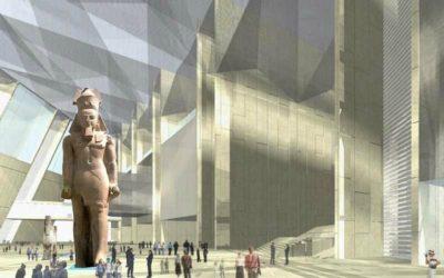 GEM – Another Wonder at Giza, Egypt