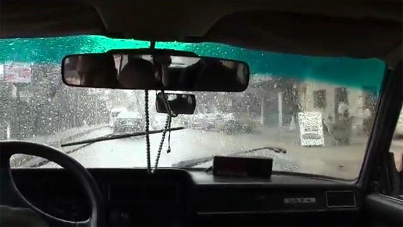 Cairo Rain!
