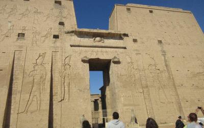 Caleche ride to Edfu temple