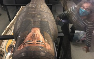"Egyptian Mummies Show Gets ""Unmasked"""