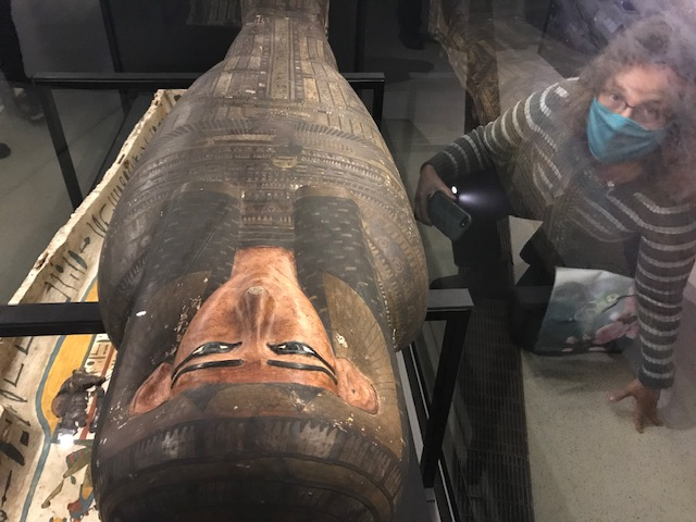 """Egyptian Mummies Show Gets """"Unmasked"""""""