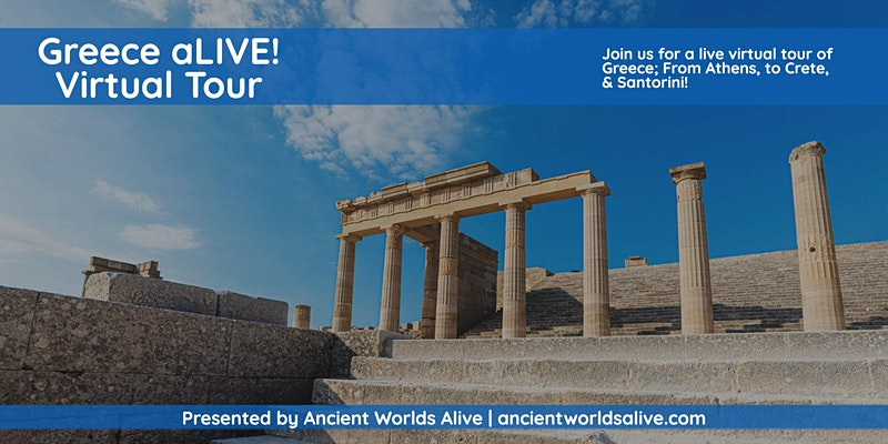Greece Alive Virtual Tour