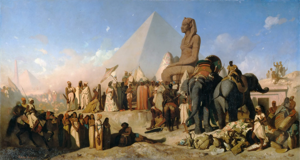 Greeks in Egypt; Education Learning course about Ancient Egypt, Egyptians, Greeks by Egyptologist Laura