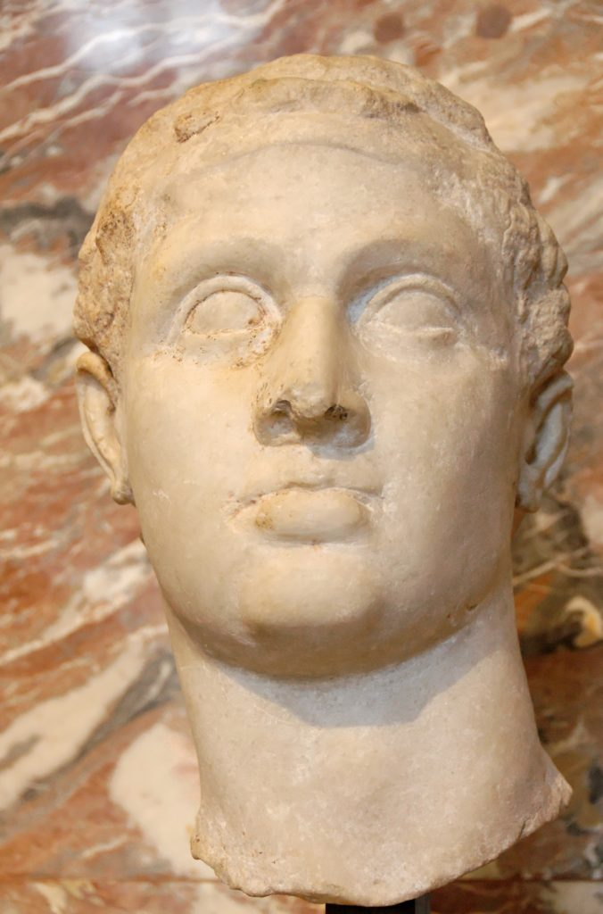 Greek Ruler Ptolemy XII, Cleopatra's Father