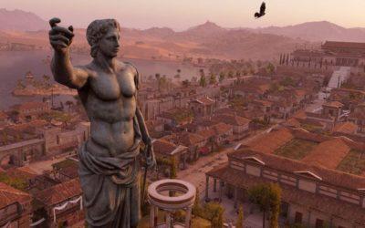 A Few Great Greeks in Egypt