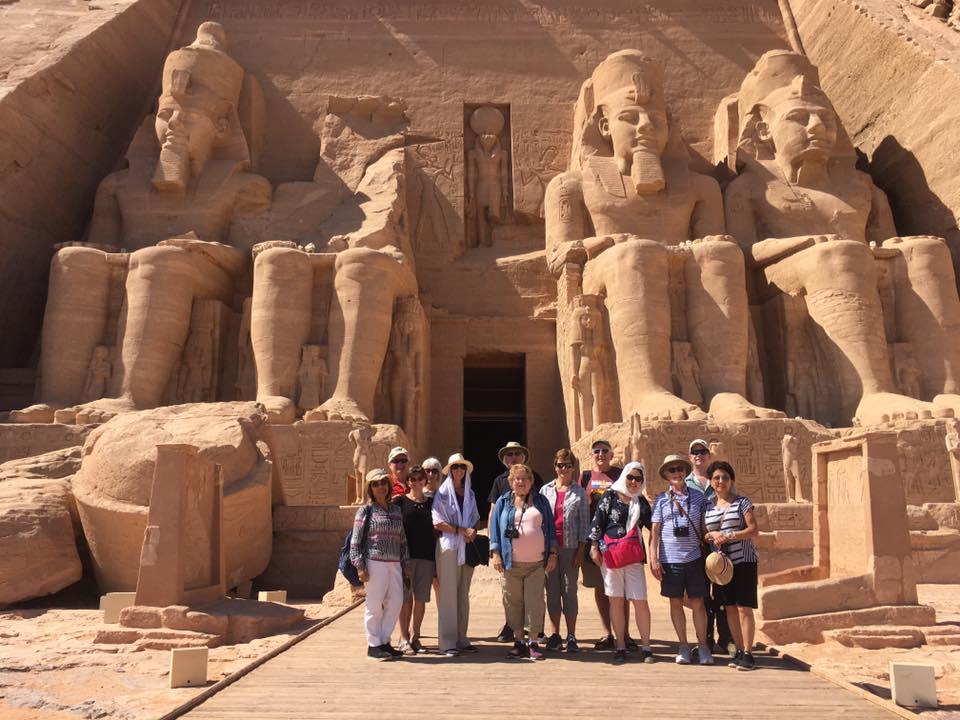 Tour to Abu Simbel Egypt