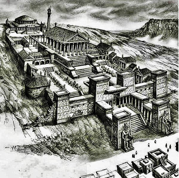 Library of Alexandria, Ancient Egypt